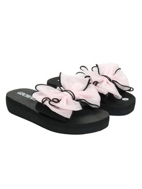 06a2ee43e6023 Product Image Women Summer Beach Flower Flat Indoor Outdoor Slippers Flip  Flops SanFlats Shoes