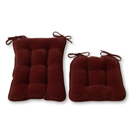 Greendale Home Fashions Cherokee Standard 2-Piece Rocking Chair Cushion -