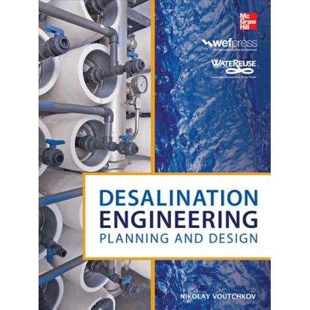 Desalination Engineering: Planning and Design -