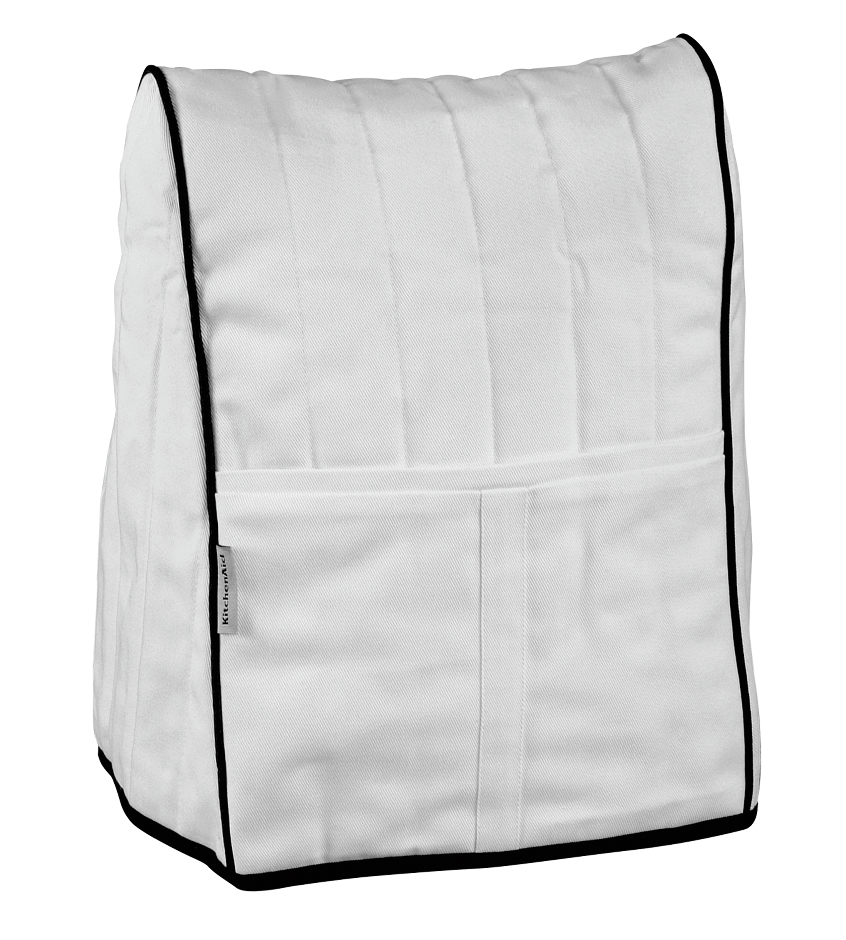 KitchenAid® Cloth Cover, White (KMCC1WH)