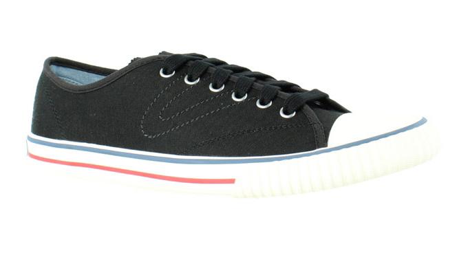 Tretorn Womens Tournament Phantom Black Casual Shoe Athletic Shoes Size 7 New by Tretorn