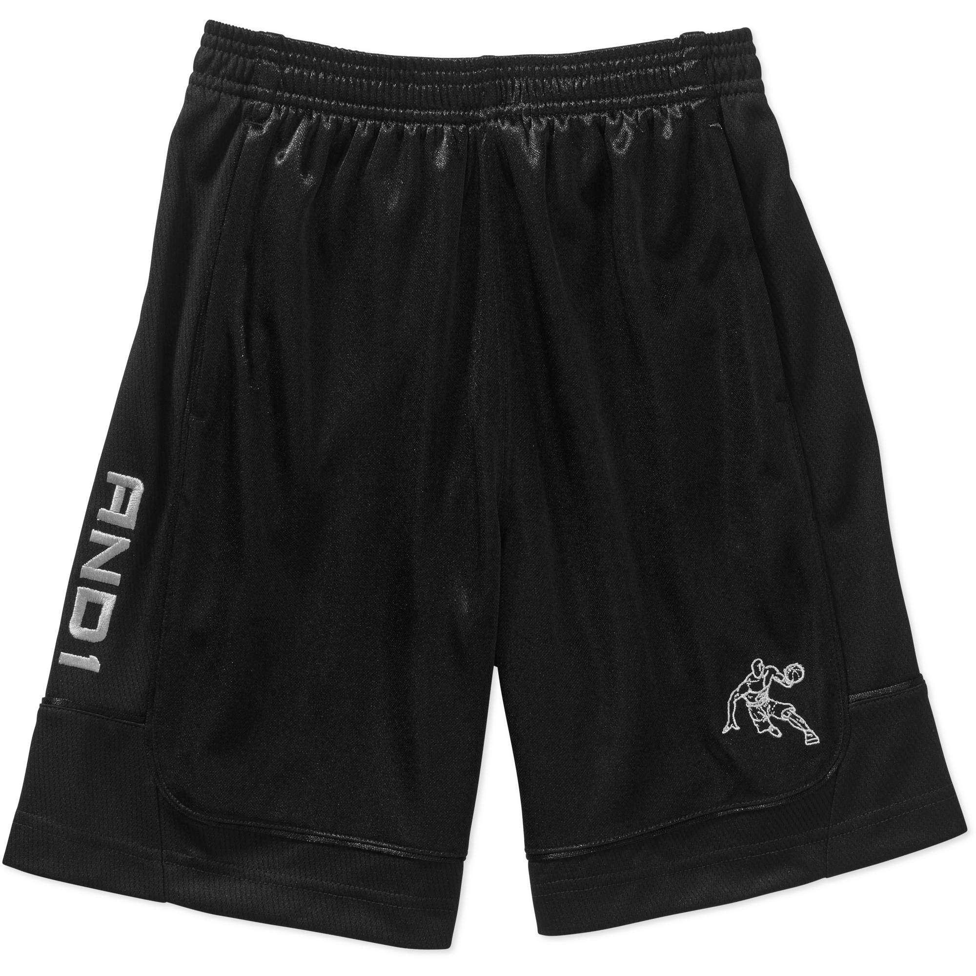 "Boys' ""All Court"" Solid Basketball Short"