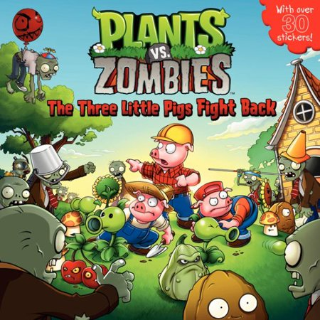 The Three Little Pigs Fight Back (Plants vs. Zombies) - image 1 de 1