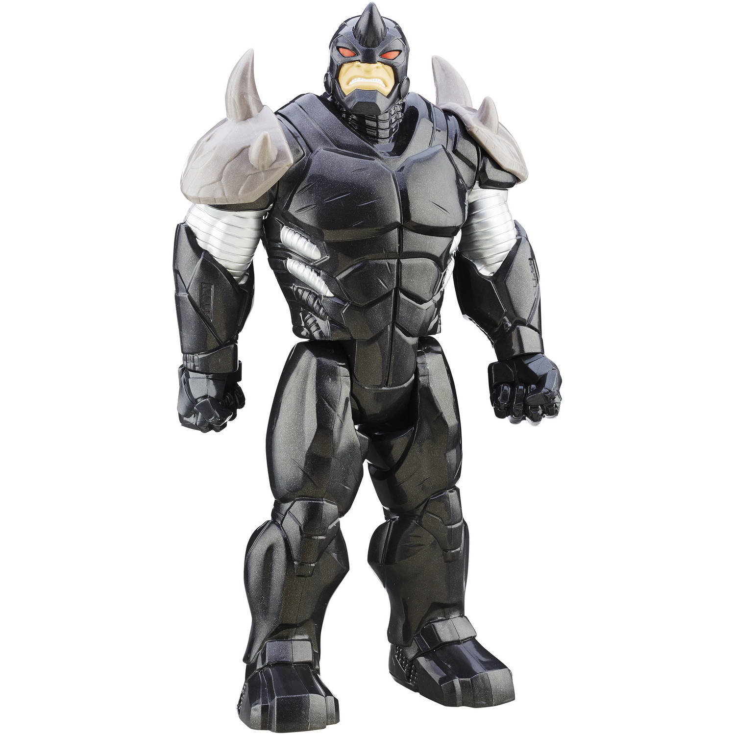 Ultimate Spider-Man vs. The Sinister Six: Titan Hero Series Marvel's Rhino with Gear