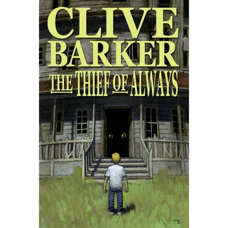 Thief of Always (Graphic Novel Adaptation)