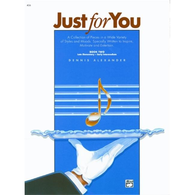 Alfred 00-406 Just for You- Book 2 - Music Book