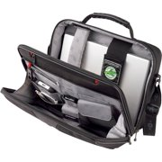 """Swiss Gear 16"""" Legacy Checkpoint-Friendly Computer Case, Black"""