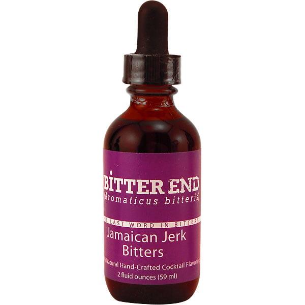The Bitter End Jamaican Jerk Cocktail Bitters - 2 oz