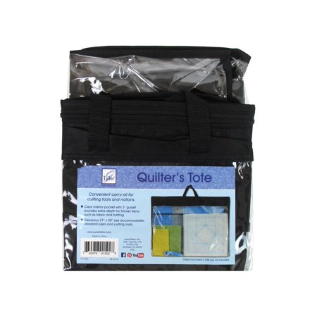 June Tailor Quilters Tote 27X20 W Gusset