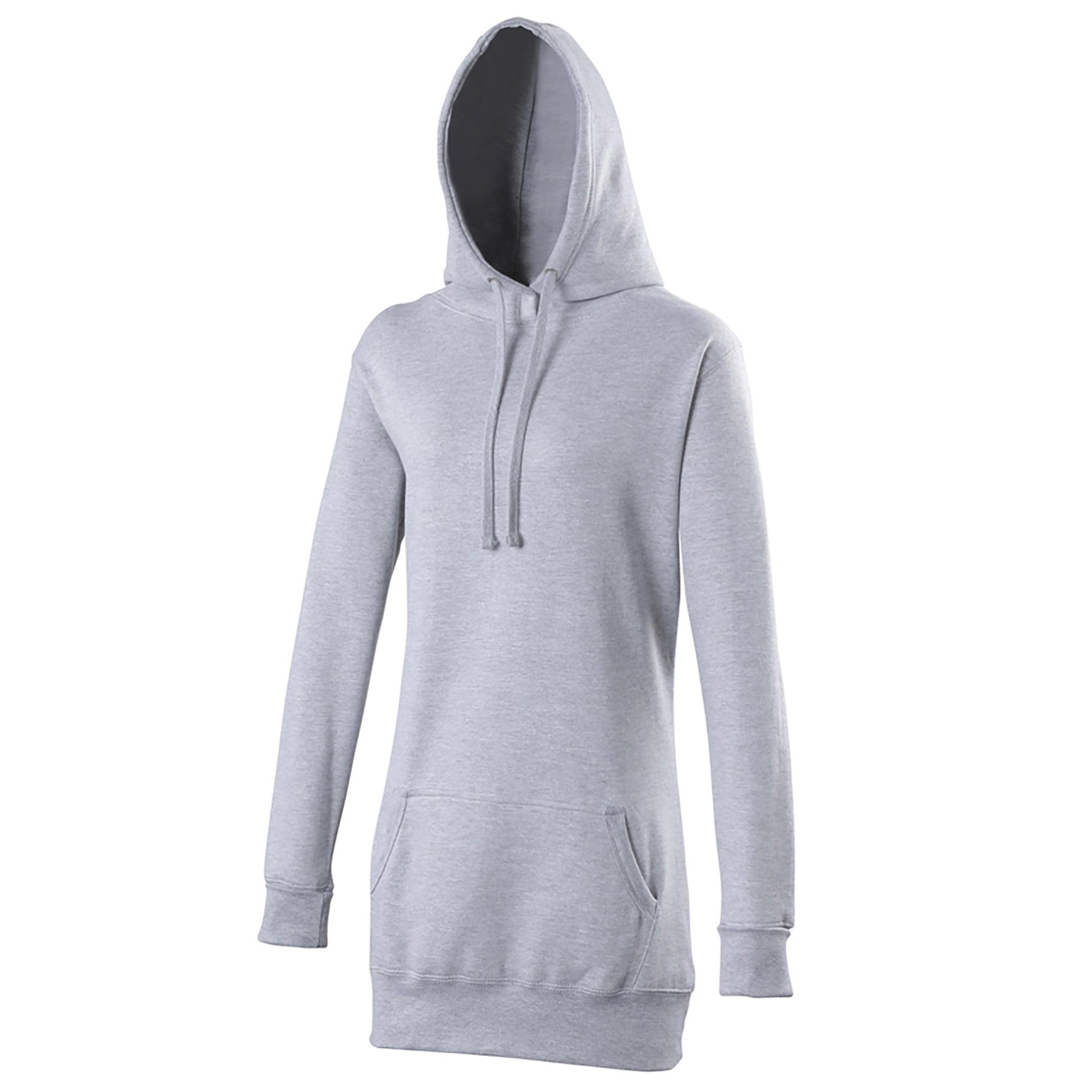 Sweatshirt /à capuche et fermeture /Éclair Femme Awdis