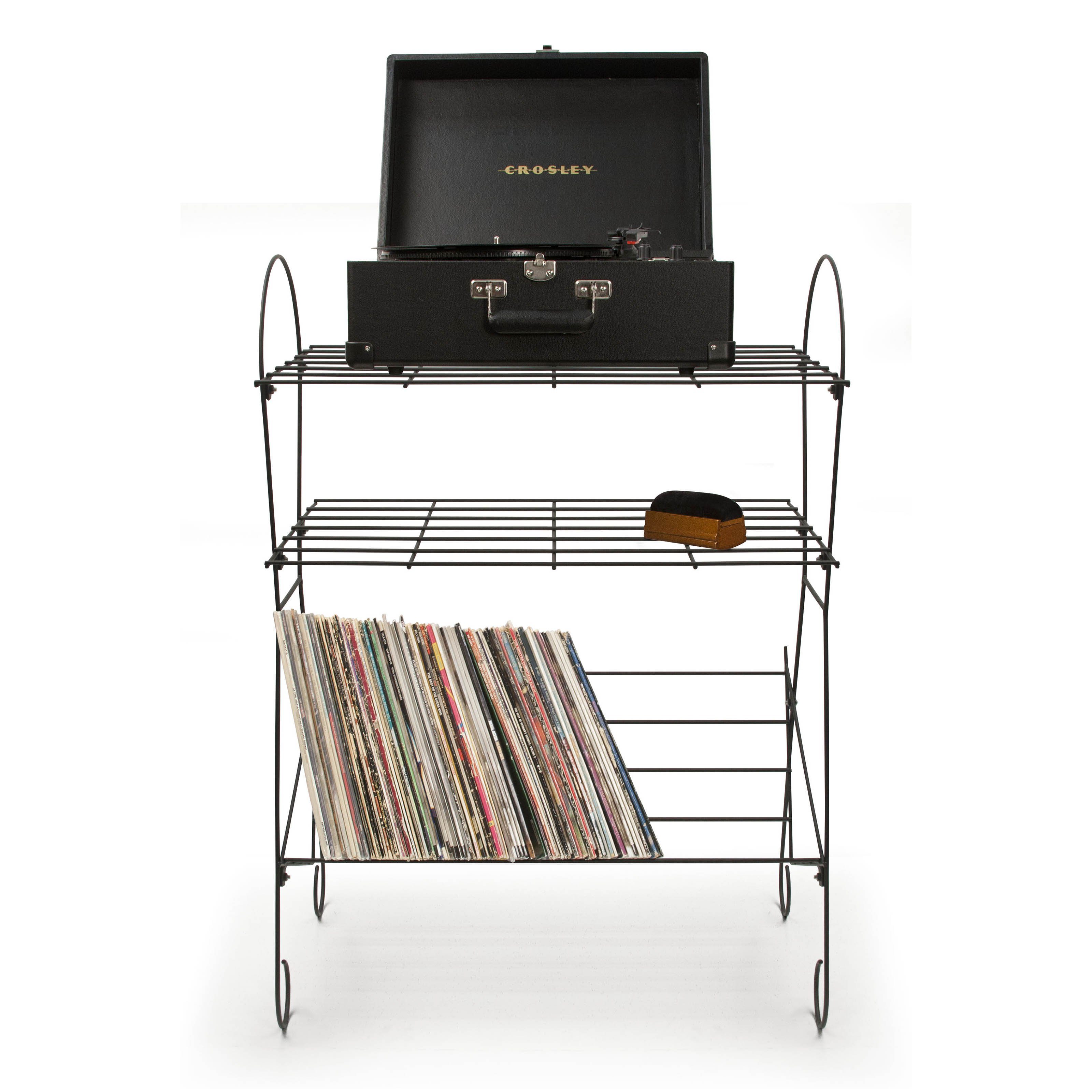 Crosley Wirecord Turntable Stand