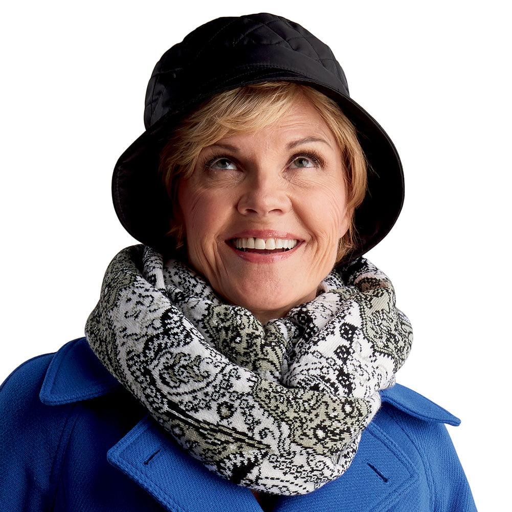 San Diego Women's Quilted Rain Hat
