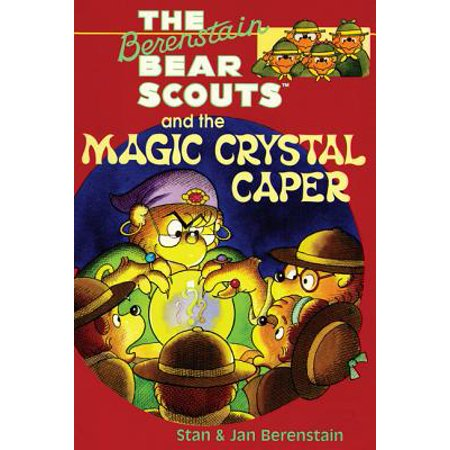 The Berenstain Bears Chapter Book: The Magic Crystal Caper - eBook (Lead Crystal Bear)