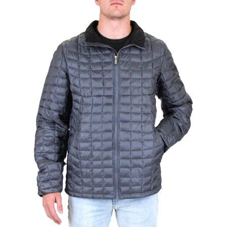 Ben Sherman Mens Winter Warm Puffer Coat Outer Edge Winter Coat