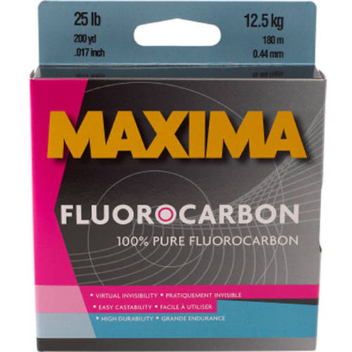 Maxima Fishing Line Fluorocarbon by Maxima Fishing Line