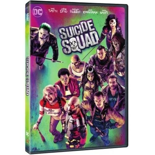 Suicide Squad (Walmart Exclusive) (Widescreen) by