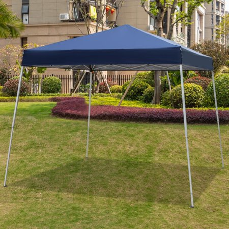Ktaxon  EZ POP UP Tent  10' X 10' Gazebo Backyard Canopy Sun Shade