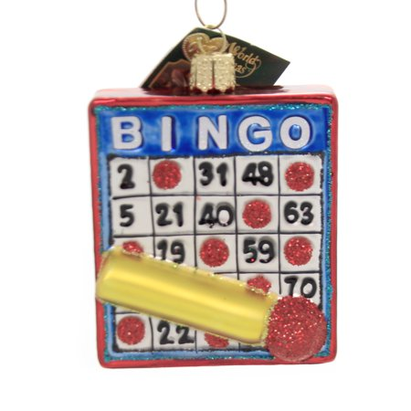 Old World Christmas Bingo
