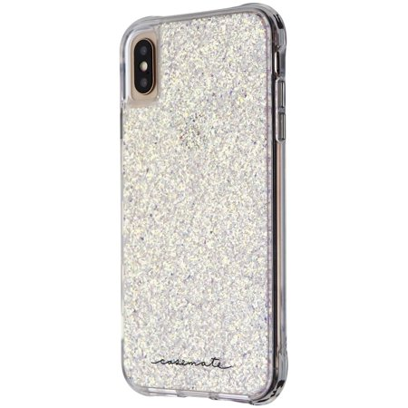new arrival 65171 4d654 Case-Mate (CM037832-V) Apple iPhone XS Max Twinkle Case - Stardust