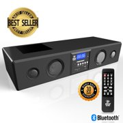 PYLE PSBV200BT - 300 Watt Bluetooth Soundbar w/USB/SD/FM Radio & Wireless Remote