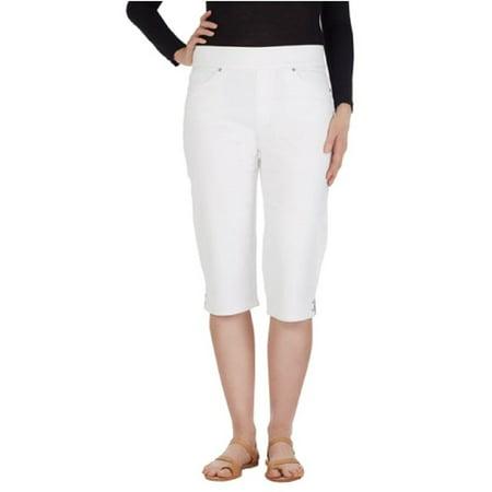 e7b2d291453c0 Gloria Vanderbilt - Gloria Vanderbilt Women s Plus Size Amanda Classic  Tapered Jeans - Walmart.com