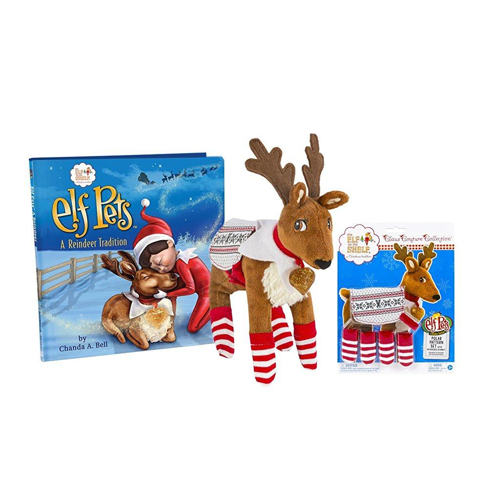 The Elf on the Shelf elf pets: a reindeer tradition with ...