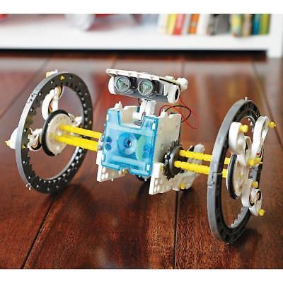 In-66044 14-In-1 Educational Solar Robot Kit