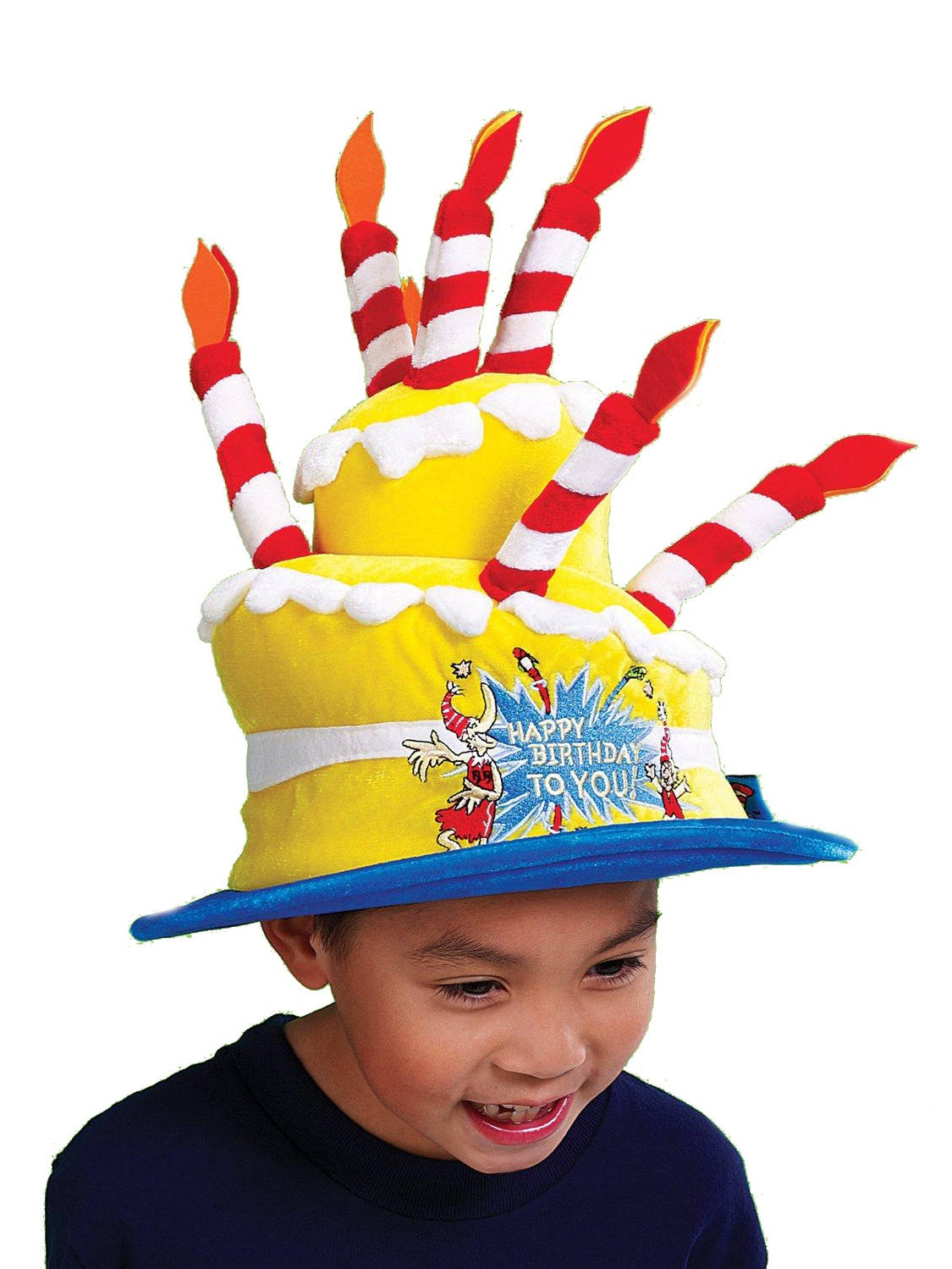 Dr. Seuss Happy Birthday to You Hat