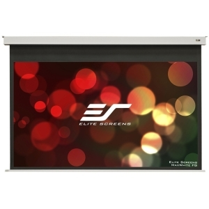 120IN DIAG EVANESCE B ELECTRIC WALL CEILING MAXWHT FG 4:3 59X104IN