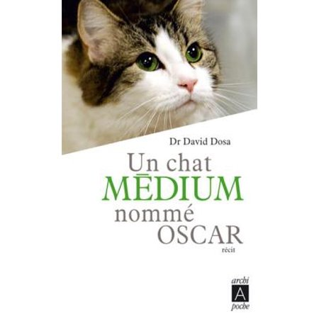 Un chat médium nommé Oscar - eBook - Un Chat D'halloween