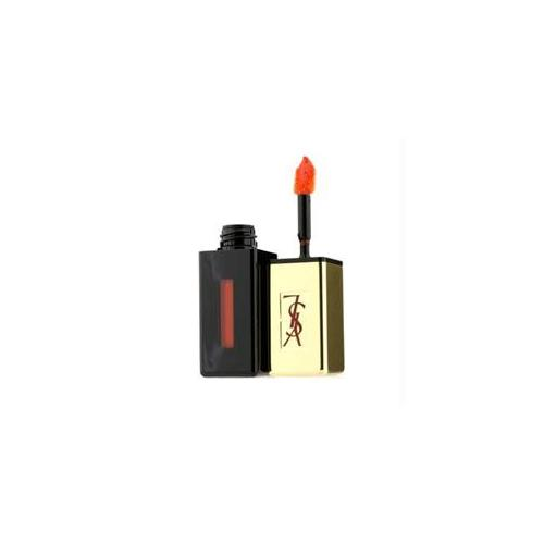 Rouge Pur Couture Vernis A Levres Glossy Stain - # 17 Encre Rose Yves Saint Laurent 0.2 oz Lip Gloss Women