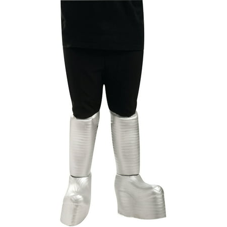 Ace Theater Halloween (Adults Kiss Ace Frehley The Spaceman Costume Rock Star Boot)