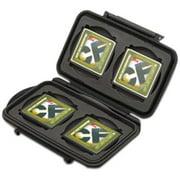Pelican 0945 Memory Card Case - Polycarbonate Resin - 6 CompactFlash