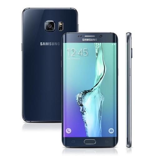 Samsung Galaxy S6 Edge Plus 32GB / SM-G928C Black International Model Factory Unlocked GSM Mobile Phone