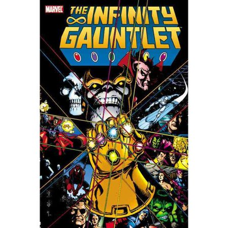 Infinity Gauntlet: New Printing by