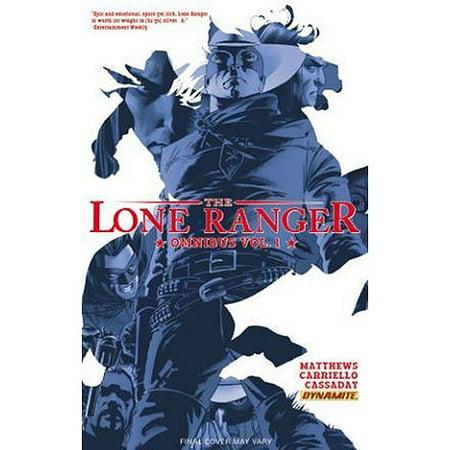 The Lone Ranger Omnibus 1