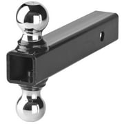 "Double Ball Trailer Hitch (1-7/8"" and 2"")"