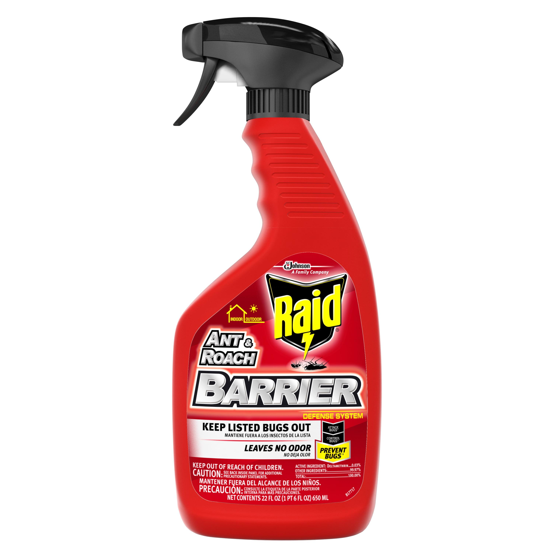 Raid Ant & Roach Barrier 22 Fluid Ounces