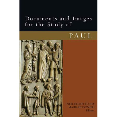 Documents and Images for the Study of Paul by