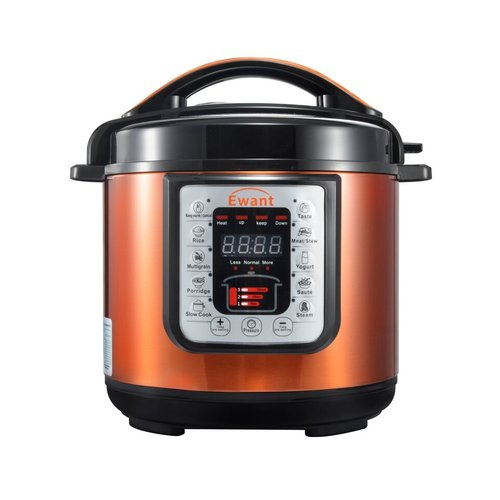PDAE Inc. 6 Qt. 9-in-1 Multi-Function Pressure Cooker
