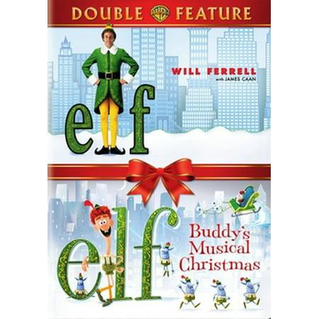 Elf Buddys Musical Christmas.Elf Buddy S Musical Christmas Elf Dvd
