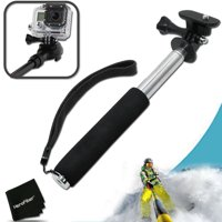 Xtech Extendable Waterprf Handheld Monopod POLE f/GoPro Hero 2 Outdoor Edition