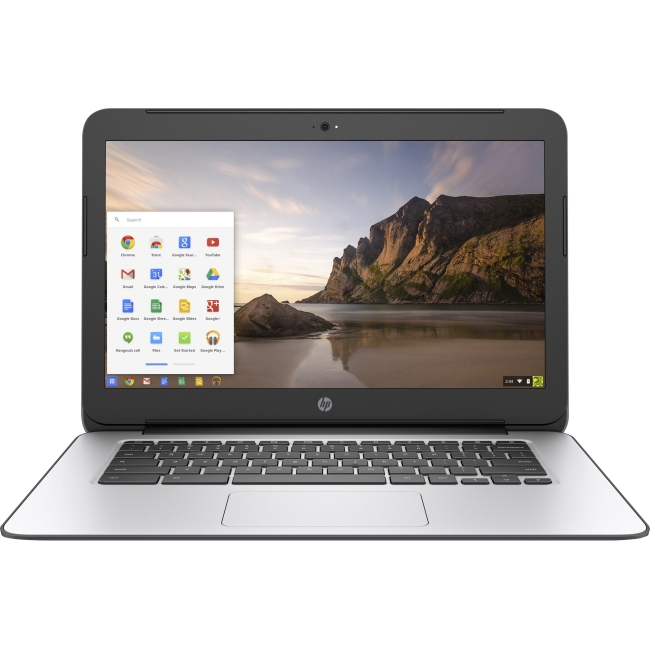 "HP 14"" Chromebook 14 G4 w/ Intel Celeron N2840, 4GB RAM, & Chrome OS"