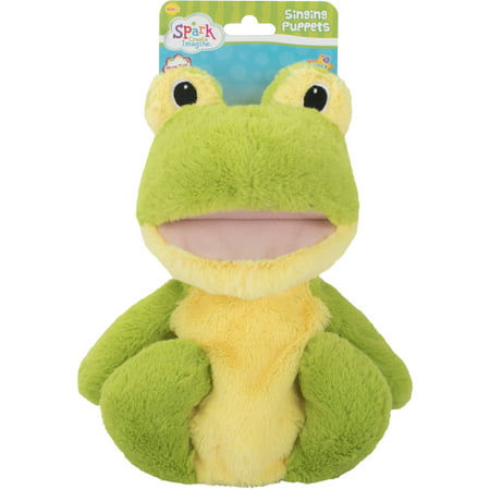 Spark Create Imagine Singing Puppets, Frog