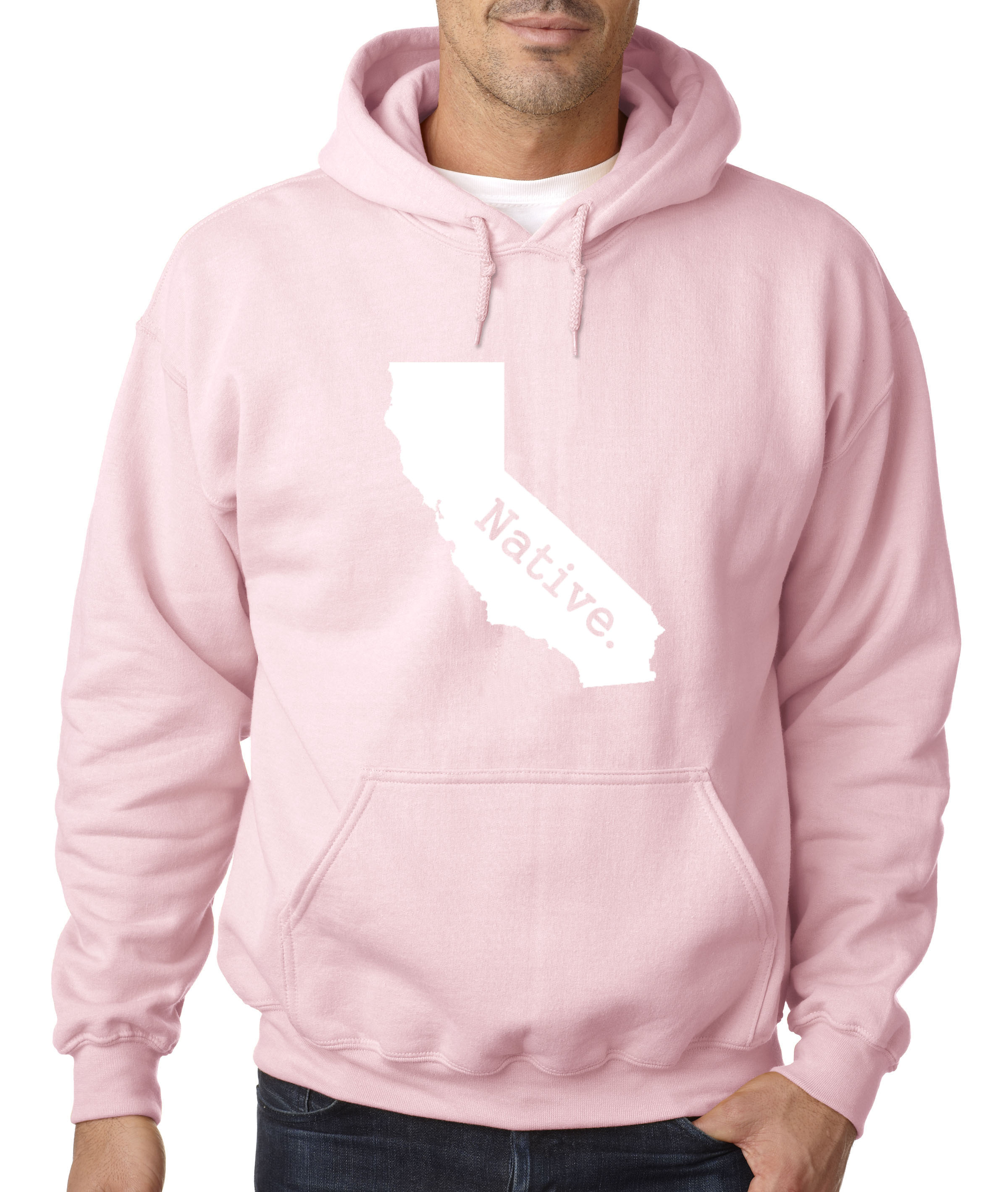 New Way 674 Hoodie California Native Exclusive State Collection USA