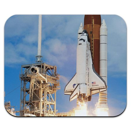 Space Shuttle Launch - Spaceship Discovery Mouse