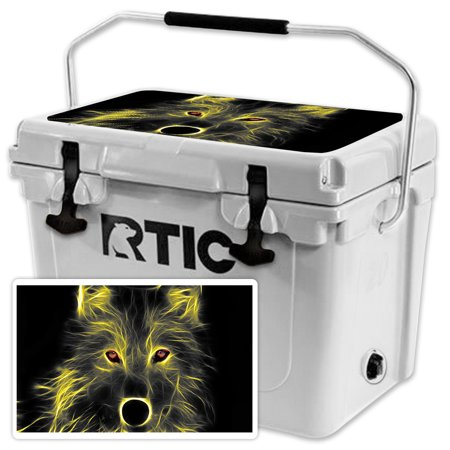 MightySkins Skin For RTIC 20 Cooler 2017 Model Protective Durable and