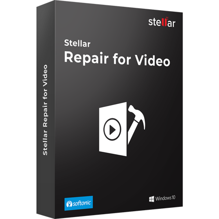 Stellar Repair For Video Software | For Windows | Standard | Repair Corrupt or Damaged Videos | 1 Device, 1 Yr Subscription | CD (Video Effects Software)