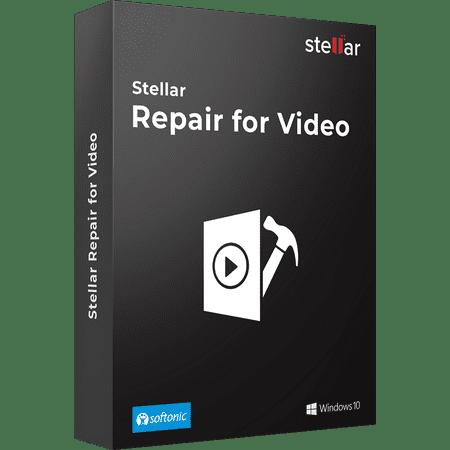 Stellar Phoenix Video Repair Windows