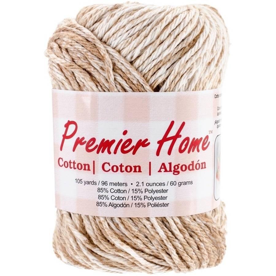 Home Cotton Yarn, Multicolored, Sahara Splash